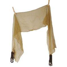 (猫雑貨・猫グッズ)猫の草木染スカーフ