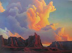 Southwest artist Ed Mell