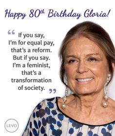 Think, that gloria steinem fist