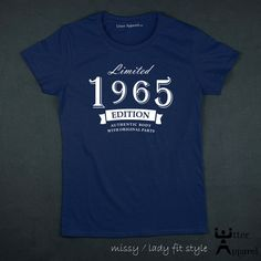 Limited Edition 1965 Authentic Body With Original Body T-shirt _________________________________________________  Looking for a great gift to give