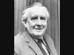 Rare recording of JRR Tolkien  Reading The One Ring Poem.  FANGIRLING!!    Be sure to check out the audiobook blog!    http://audiobookvault.ws