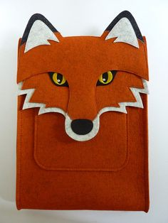 Fox MacBook Pro 13 inch case - Touch bar and Retina - Laptop case