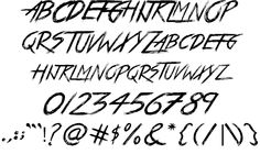 True Lies font by Jonathan S. Harris - FontSpace