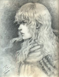 Commission: Griffith by sinvia on DeviantArt