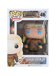 Funko-The-Hobbit-POP-Legolas-Greenleaf-Exclusive-Variant-0