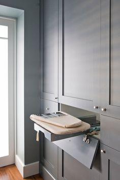 Bathroom Design Grey Laundry Rooms 35 New Ideas Trendy Bathroom Designs, Storage, Custom Bathroom, Kitchen Design Companies, Grey Laundry Rooms, Laundry Cupboard, Laundry In Bathroom, Home Decor, Bathroom Design