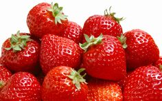 Free strawberry backround, 580 kB - Walton Young