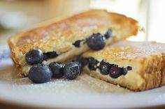365 Images of 2016 » Grace Cameron Photography. You need to try a grilled blueberry, cream cheese, and powdered sugar sandwich!