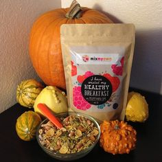 HAPPY HALLOWEEN! Be sure to take it easy on the sweets :-) #Halloween #HappyHalloween #HalloweenDecoration #Healthyeating #HealthyLiving #cereal #muesli #granola #grainlove