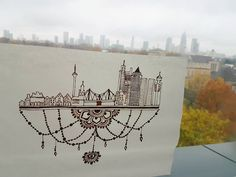 Have you checked out @hennadot s website and competition yet? Just got inspired by all the awesome entries about Henna'ing your city. Just did a skyline over a skyline. #rainysundaymornings in #Frankfurt . . . . #7enna#mehndi#hennainspiration#henna#hennainspire#hennatattoo#hennastain#حنة#hennaartist#germany#мехенди#hennakunst#flower#bridalhenna#махенди#hennaart#hennadesign#mehndiart#mehndidesign#mannheim#frankfurt#hintkinasi#kina#chain#fashion#blog#art#ffm