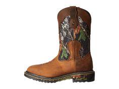 Dan Post Hunter Cowboy Boots Saddle Tan