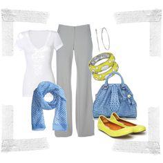 #7 - springtime work attire