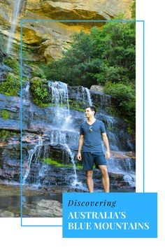 Everything you need to know about visiting The Blue Mountains in Australia! This famous sight is easily accessible from Sydney, and well worth a visit. Click the image to read more.