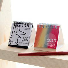 Calendar Calendars, Planners & Cards Zakka Miditerranean Sea Wooden Desk Calendar Desktop To Do List Daily Planner Book Office Desk Supplies Standing School