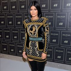 Balmain him dress I need this dress in a size 10/12. The sizing is weird.  It was listed for $550. So please. Stop being selfish because kylie wore it.  It doesn't mean shit to me so I need it for $700 or less or please don't bother contacting me.  People are ridiculous. You stand in line for something you don't want so u can make a profit. I'm a business major so u can't play me. It's also been 6+ months so if it didn't sell then it's overpriced!! Balmain Dresses Mini