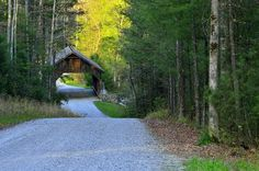 two lane covered bridges | Signts aboundin DuPont State Park, including this charming covered ...