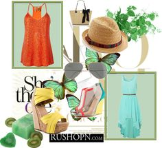 """Spring Is Near"" by breannadanielle on Polyvore"