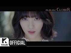 [MV] OH MY GIRL(오마이걸) _ CLOSER - YouTube