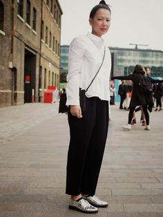 London Fashion by Paul: Street Muses...Paul Smith Spring/Summer 2015
