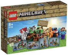 Lol minecraft legos