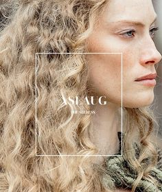 Aslaug, 2nd wife of Ragnar, unfaithful home wrecker and mother to 4 of his sons.