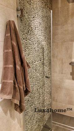Pebble Shower - Pebble Tiles Sumba Speckle 30x30 - Lux4home™