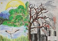Картинки по запросу картинки по защите природы Earth Day Drawing, Earth Drawings, Nature Drawing, Pictures To Draw, Art Pictures, Save Water Drawing, Air Pollution Poster, Drawing Competition, Cute Paintings