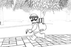 lego indiana jones coloring pages