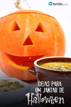 Como planejar um jantar de Halloween