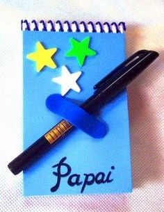 Diy Arts And Crafts, Paper Crafts, Fathers Day Cards, Bible Crafts, Pencil Holder, Mother And Father, Craft Work, Back To School, Origami