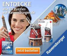 New on my website with online shopping worldwide  www.shoppingintheworld.com  Stores young people Country Germany page Germany-Ravensburger - Store Ravensburger