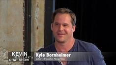 Don Lichterman: Kyle Bornheimer was on the Chat Show This Week!