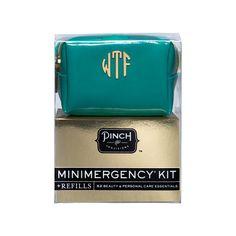 Monogram Minimergency Kit + Refills