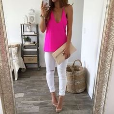 hot pink color pop