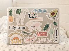 Macbook Air Stickers, Mac Stickers, Cute Laptop Stickers, Red Bubble Stickers, Tumblr Stickers, Phone Stickers, Coque Macbook, Mac Book, Phone Cases