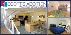 1 Scott's Addition  Main Street Realty  RICHMOND, VA APARTMENTS  #1SA