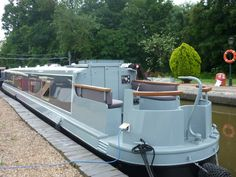 Brand New New Shearwater Narrowboat (St 60 Narrowbeam for sale Canal Boats For Sale, New Boats For Sale, Barge Boat, Canal Barge, Canal Boat Narrowboat, Canal Boat Interior, Barge Interior, Narrowboat Interiors, Dutch Barge