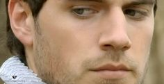 One of THOSE looks. #HenryCavill