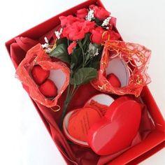 Kalbimin İçi Hediye Sepeti :: Sizin Mağazanız Asumani