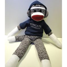 Sock Monkey. $15.95.  Order now & ship today! Call 704-233-8025.