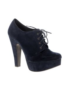 Lace Up Platform Shoe Boot  £40.00