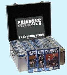Prisoner Cell Block H (Largest Box Set on Earth)