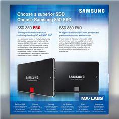 Samsung 850 SSD. Aumenta el rendimiento