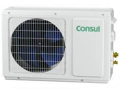 Ar Condicionado Split Consul 7.000 BTUs Frio - Facilite CBE07AB Controle Remoto e Sistema Imuni