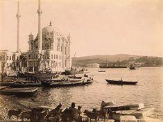 Ortaköy Cami - 1860