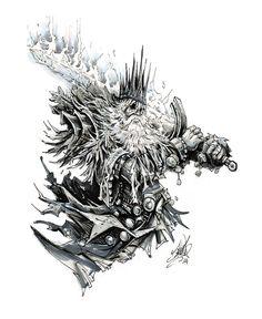 Des croquis de l'artbook Dark Souls - News IMAGES   JVL