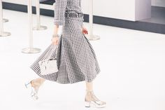 Inside the CHANEL Spring 2016 Show http://www.thecoveteur.com/chanel-spring-2016-paris/
