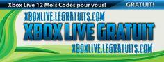 Xbox Live Code Gratuit ici: xboxlive.legratuits.com?=xboxlivecodegratuit ****************************************************** Tags: xbox live code gratuit, xbox live code generateur,xbox live gold code gratuit, code xbox live gratuit, code xbox live gold gratuit