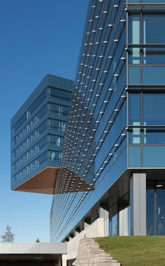 Oficinas principales de Norte América del Zurich Insurance Group, Chicago, IL - Goettsch Partners - foto: James Steinkamp