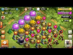 Clash Games provides latest Information and updates about clash of clans, coc updates, clash of phoenix, clash royale and many of your favorite Games Clash Of Clans Logo, Clash Of Clans Account, Clash Of Clans Game, Clash Of Clans Website, Clas Of Clan, Funny Bases, Barbarian King, Clash Royale, Free Gems